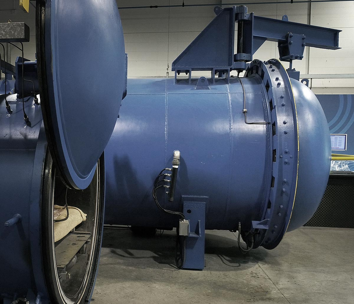 autoclave-component-curing