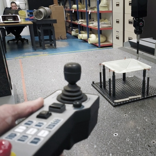 tactile-cmm-systems